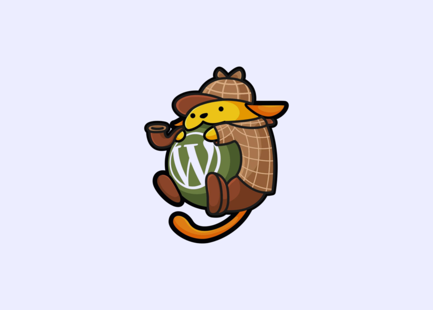 Explore a website's Gutenberg blocks with Detective Wapuu